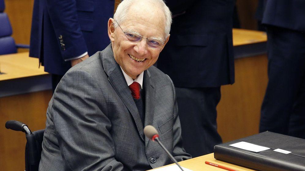 Foto: Wolfgang Schäuble. (EFE)