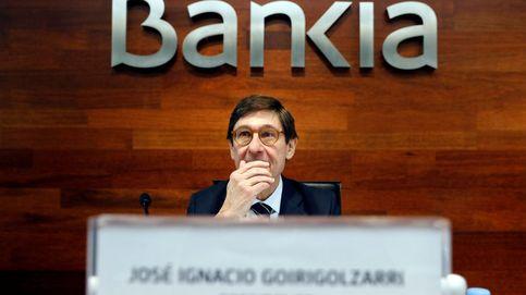 Bankia pide prudencia en la reforma laboral y niega crispación con Podemos