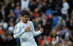 Ancelotti, empeñado en ignorar el deseo de la afición de ver a Morata