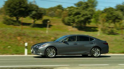 Lexus ES300h, máxima eficiencia