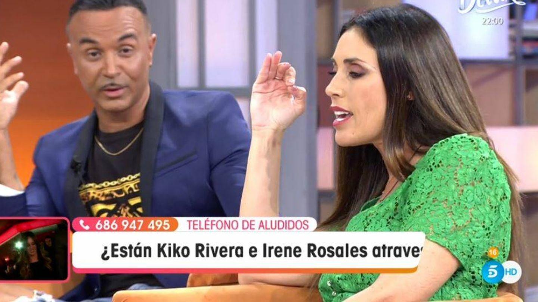 Isabel Rábago, en 'Viva la vida'. (Mediaset España)