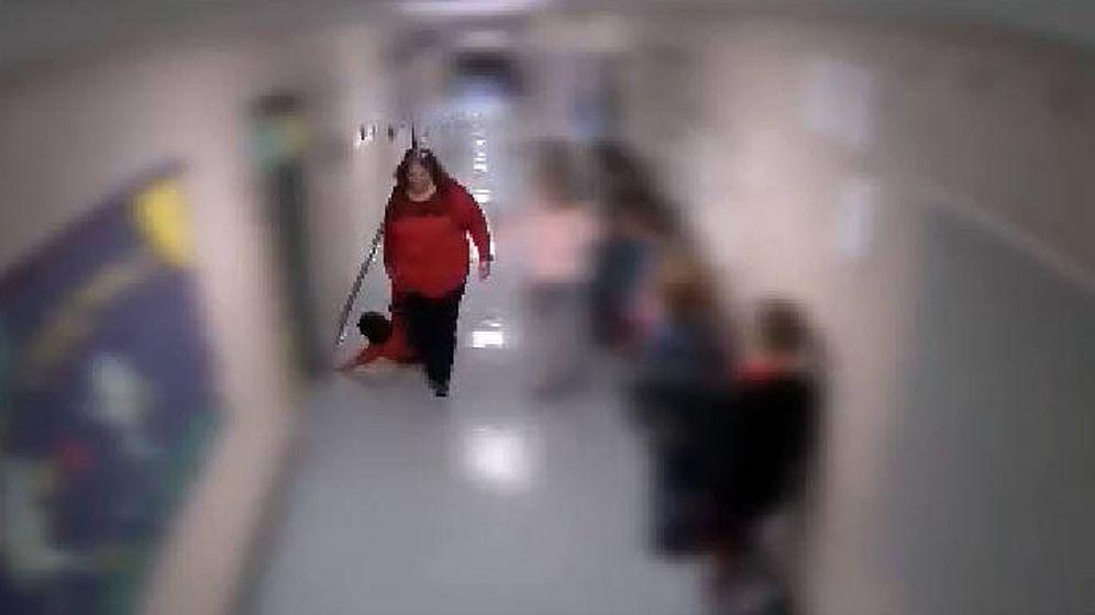 Foto: La madre del niño ha sido quien ha subido el vídeo a las redes sociales (Foto: Facebook)