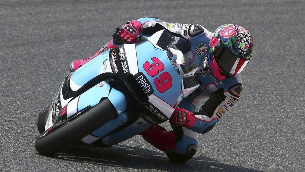MotoGP no se explica las causas del accidente mortal de Luis Salom