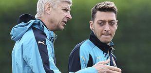 Post de El Barça enreda en la renovación de Özil con el Arsenal... y el Real Madrid le vigila
