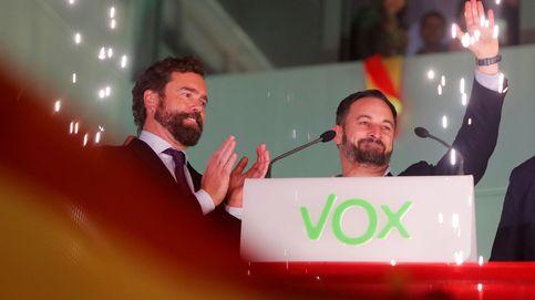 Rueda de prensa de Santiago Abascal, en directo: siga en 'streaming' la intervención postelectoral del líder de Vox