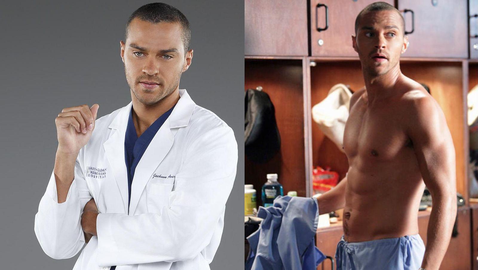 Anatomía de Grey, al desnudo: las fotos más sexis de los personajes ...