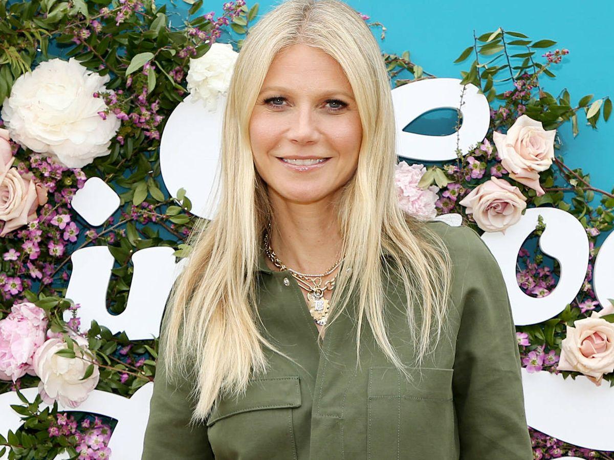 Foto: Gwyneth Paltrow es una gran fan de los batidos verdes. (Getty)