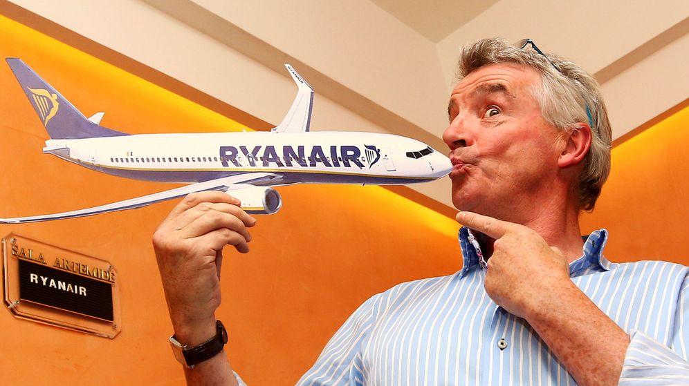 Foto: El CEO de Ryanair, Michael O'Leary. (Reuters)
