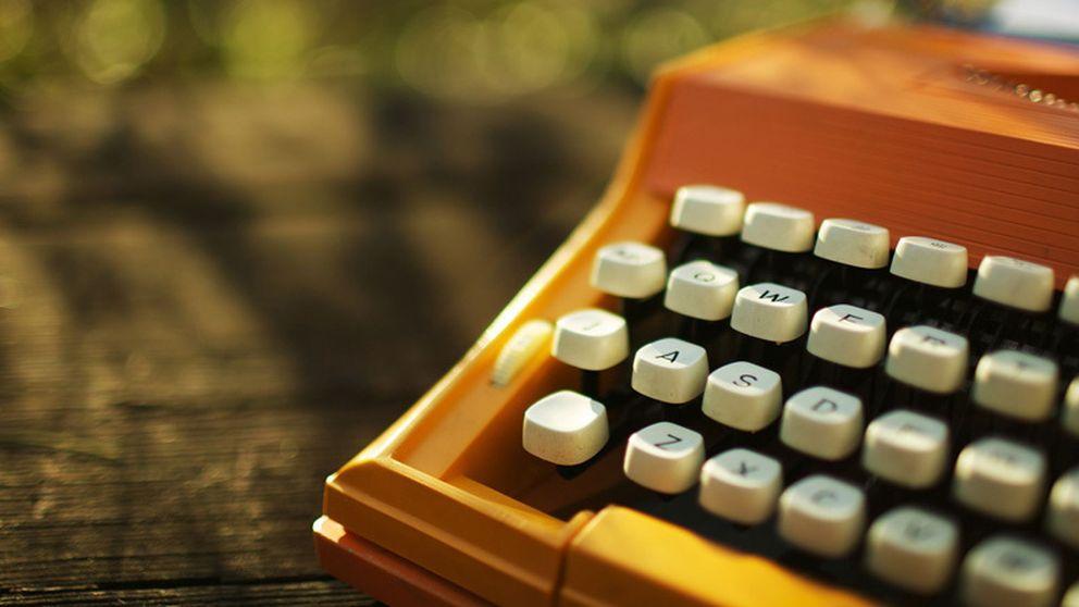 El imparable retorno de la máquina de escribir