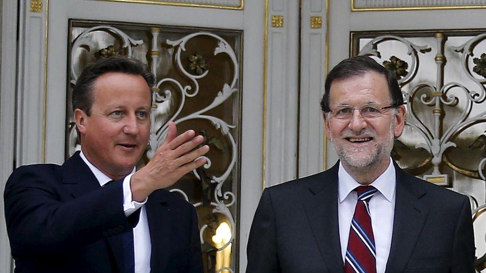 Rajoy y Cameron coinciden: Hay que distinguir entre refugiados e inmigrantes