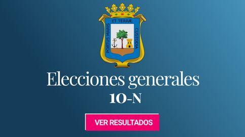 Resultados de las elecciones 2019 en Huelva capital: el PSOE, por delante de Vox y  del PP