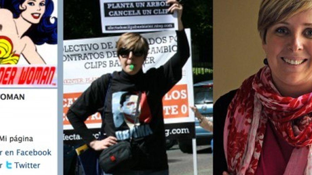 Foto: Patricia Suárez, presidenta de la Asuapedefin