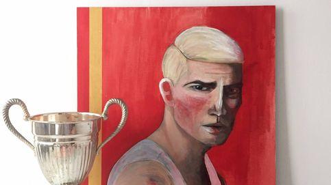 El retrato de un atleta que convierte la derrota en belleza