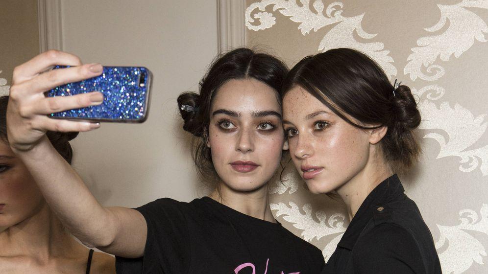 Foto: Los handicaps beauty del selfie. (Foto: Imaxtree)