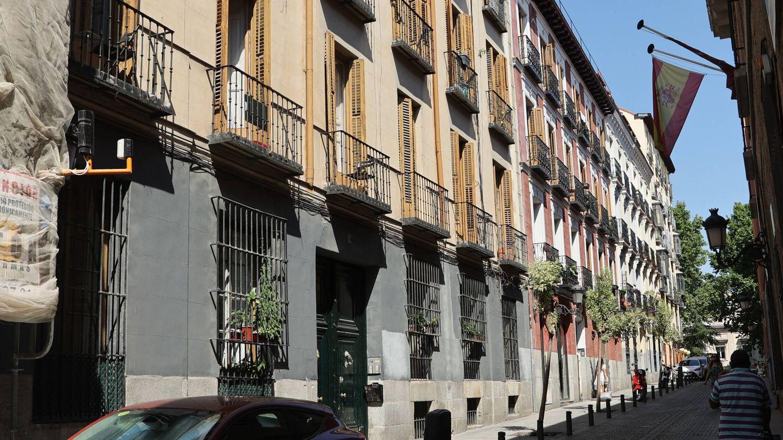 Edificio heredado por la reina Fabiola en Madrid. (Vanitatis)