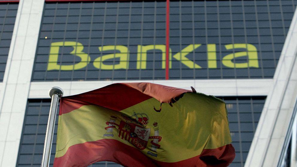 Sede de Bankia. (Efe)