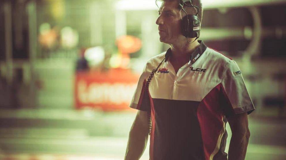 La entereza de Óscar Haro y por qué no cree en una vuelta de MotoGP a corto plazo