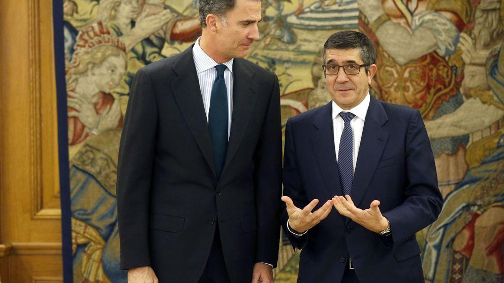 El bloqueo institucional durará hasta que el Rey convenza a Rajoy o Sánchez