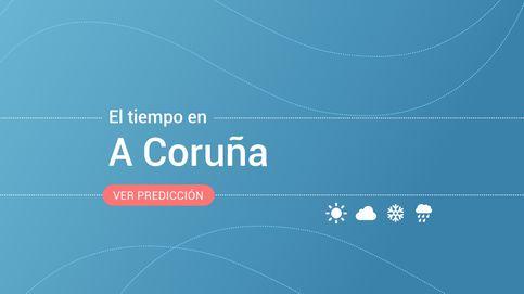 Previsión meteorológica en A Coruña: alertas por fenómenos costeros y vientos