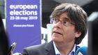 Eurocámara suspende la acreditación de eurodiputados españoles por Puigdemont