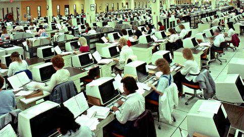 De una Administración mecanográfica a otra electrónica y abierta