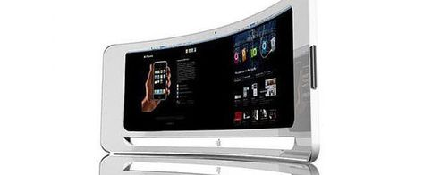 Foto: Apple patenta una técnica para desarrollar pantallas curvadas