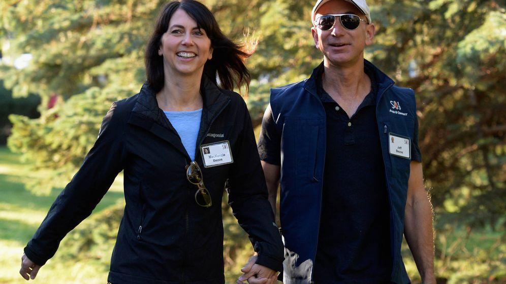Foto: La pareja, en tiempos más felices. (Getty)
