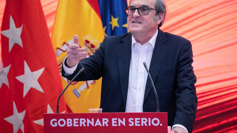 El candidato del PSOE a la Comunidad de Madrid, Ángel Gabilondo. (EFE)