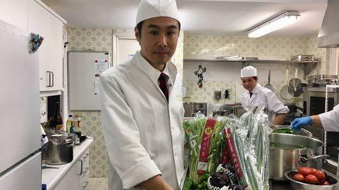 Las verduras milenarias de Kioto se presentan hoy en España