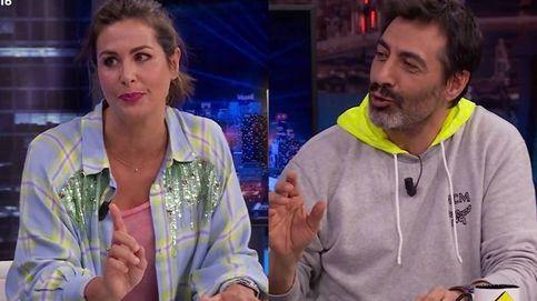 Nuria Roca y  Juan del Val desvelan sus piques durante el confinamiento