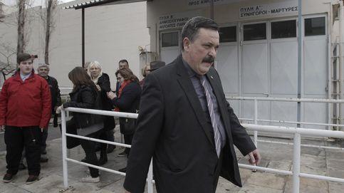 La Policía griega detiene a un exdiputado del neonazi Amanecer Dorado que se fugó