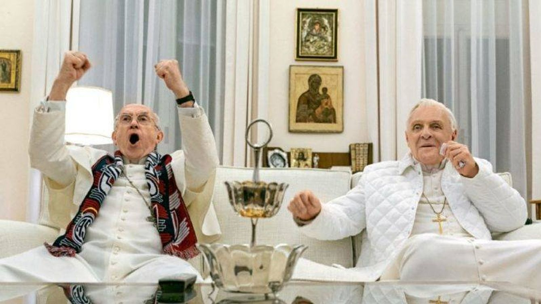 'Los dos Papas' de Netflix: ni Ratzinger era tan malo ni Bergoglio tan bueno