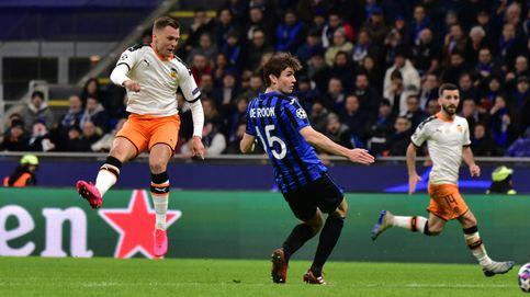 Valencia-Atalanta y el Getafe-Inter, a puerta cerrada por el coronavirus; el Barça en alerta