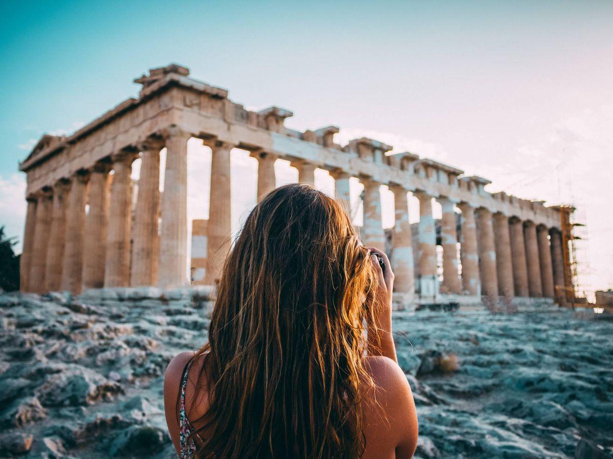 Foto: Atenas, Grecia. (Arthur Yeti para Unsplash)