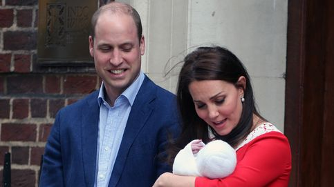 Ya hay fecha para el bautizo del príncipe Louis, el benjamín de Guillermo y Kate