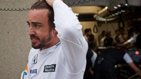 Y Alonso cogió a su monoplaza por el cogote: Que nos quiten lo 'bailao'