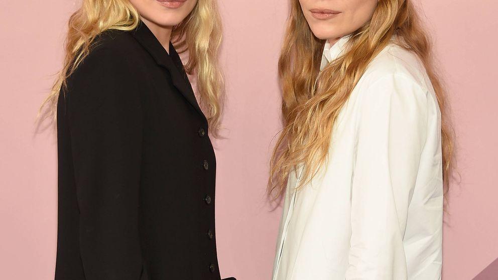 Las hermanas Olsen, Ashley y Mary-Kate, diseñan ropa para hombres