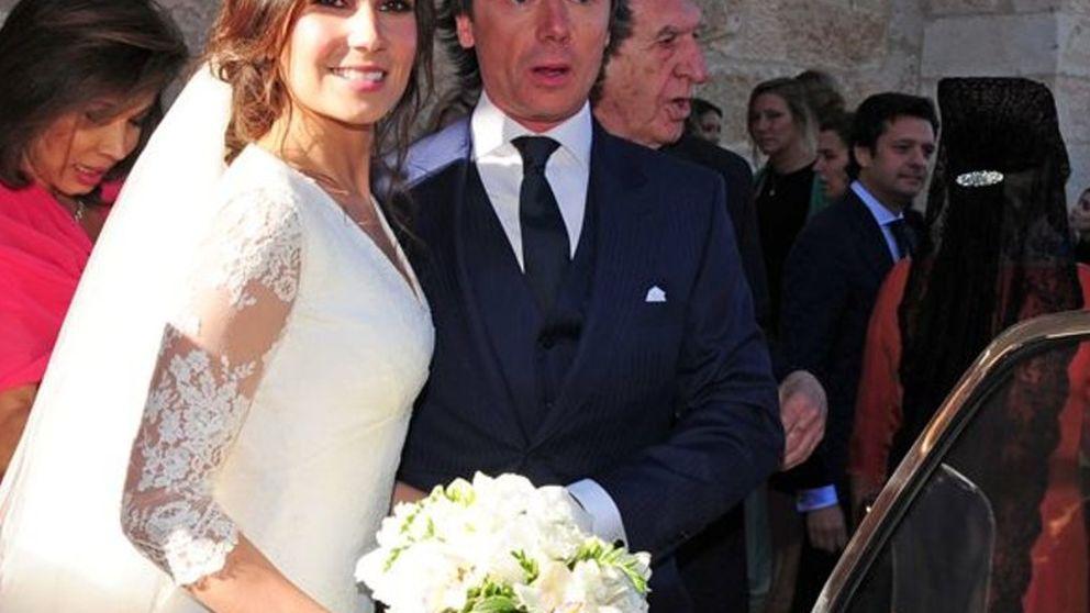 El reencuentro de varios ex protagoniza la boda de Israel Bayón y Cristina Sainz
