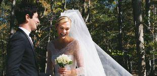 Post de El vestido y los detalles de la boda secreta de Karlie Kloss, nueva cuñada de Ivanka