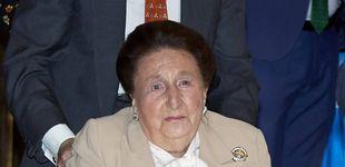 Post de La curiosas declaraciones de doña Margarita (que desvelan el paradero del rey Juan Carlos)