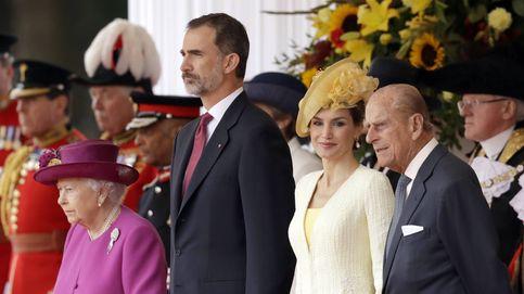 La presencia (y ausencia) del rey Felipe en el funeral del duque de Edimburgo