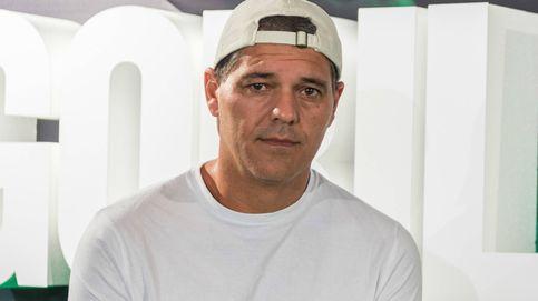 'Pillan' a Frank Cuesta en una plaza de toros y las redes cargan contra él