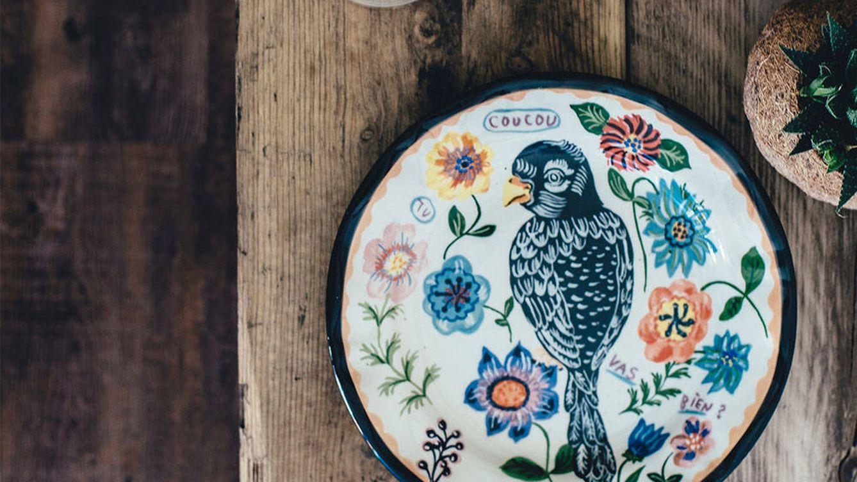 Originales y divertidos platos con figuras de animales para decorar tu mesa con elegancia