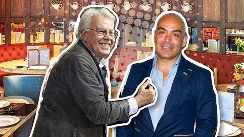 González y Sarasola, confidencias en el local preferido de Zapatero
