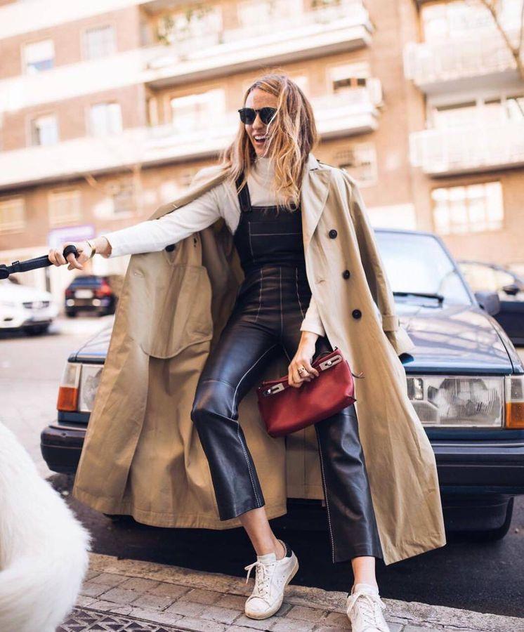 Foto: Laura Vecino con un look casual en las redes sociales. (Instagram)