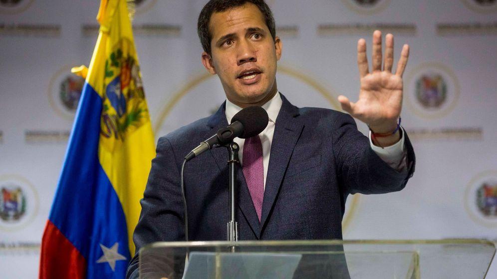 Foto: Juan Guaidó, líder opositor venezolano. (EFE)