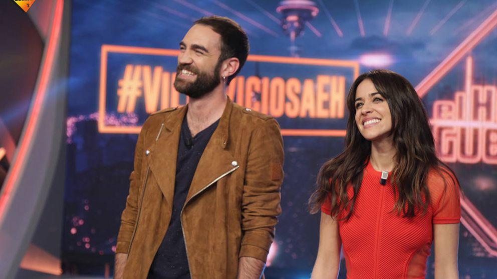 El orgasmo más loco de Macarena García y Jon Plazaola en 'El hormiguero'