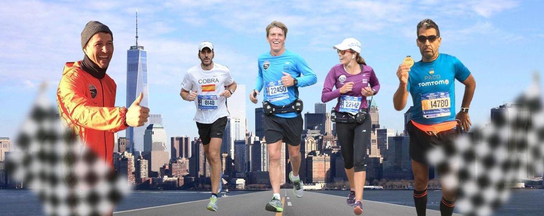 De Cantizano a El Cordobés, los famosos que han corrido la Maratón de Nueva York