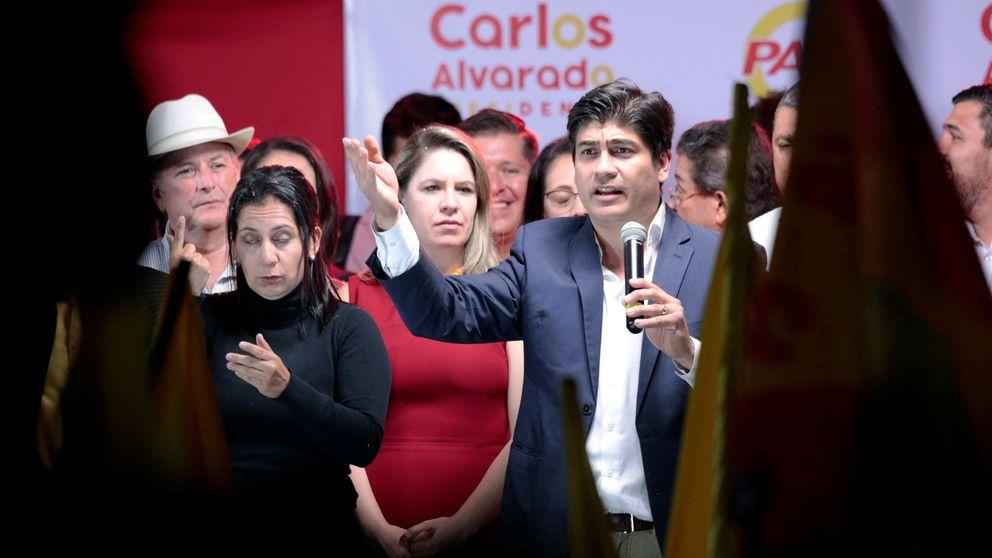 Mismo apellido, programas opuestos: el matrimonio gay, la clave para Costa Rica