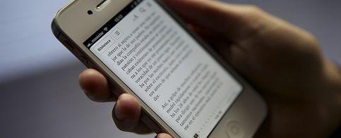 Foto: Cinco 'apps' para leer libros electrónicos desde tu 'smartphone'